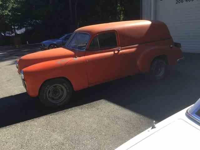 1950 Chevrolet Sedan Delivery | 1042326