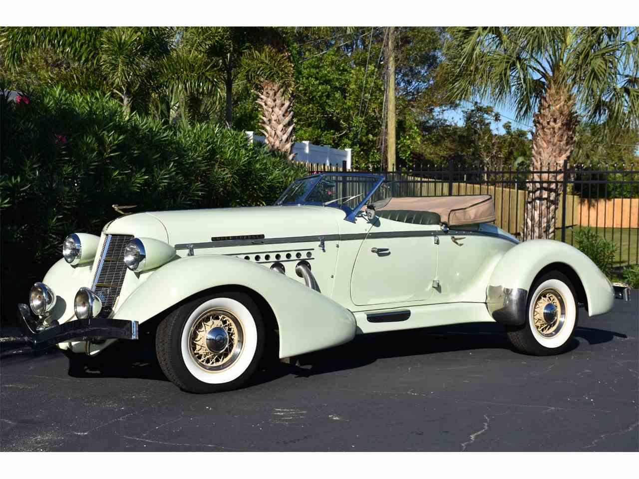 1935 Auburn Boattail for Sale | ClassicCars.com | CC-1042327