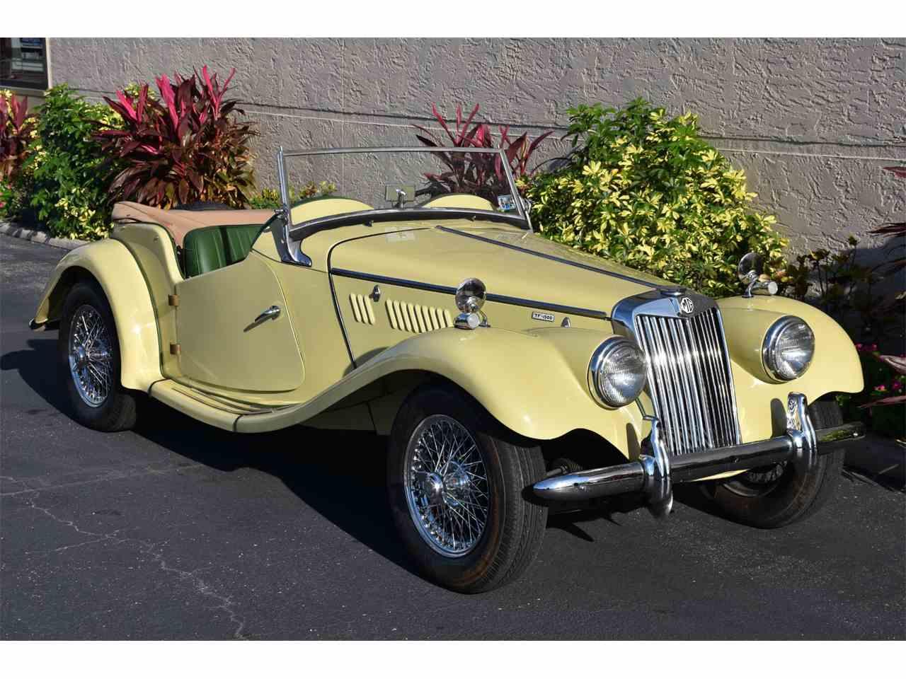 1955 MG TF for Sale | ClassicCars.com | CC-1042328