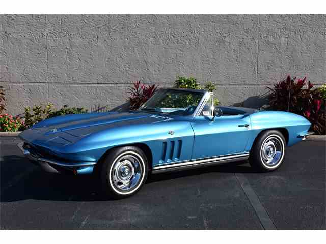 Picture of '65 Corvette located in Florida - $69,983.00 Offered by Ideal Classic Cars - MC9S