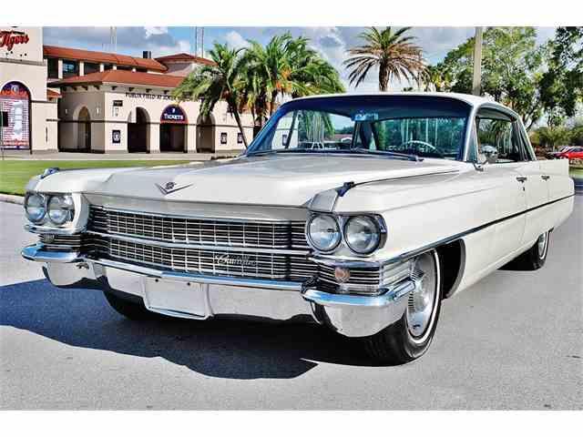 1963 Cadillac DeVille | 1042340