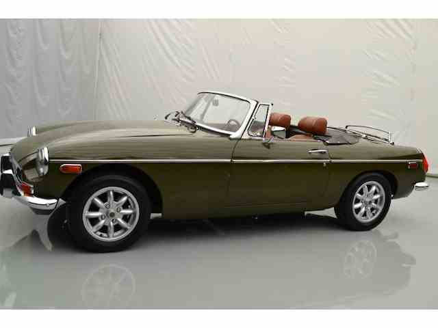 Picture of '74 MG MGB located in Hickory North Carolina - $18,995.00 - MANF
