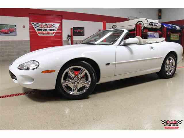 1998 Jaguar XK8 | 1042350