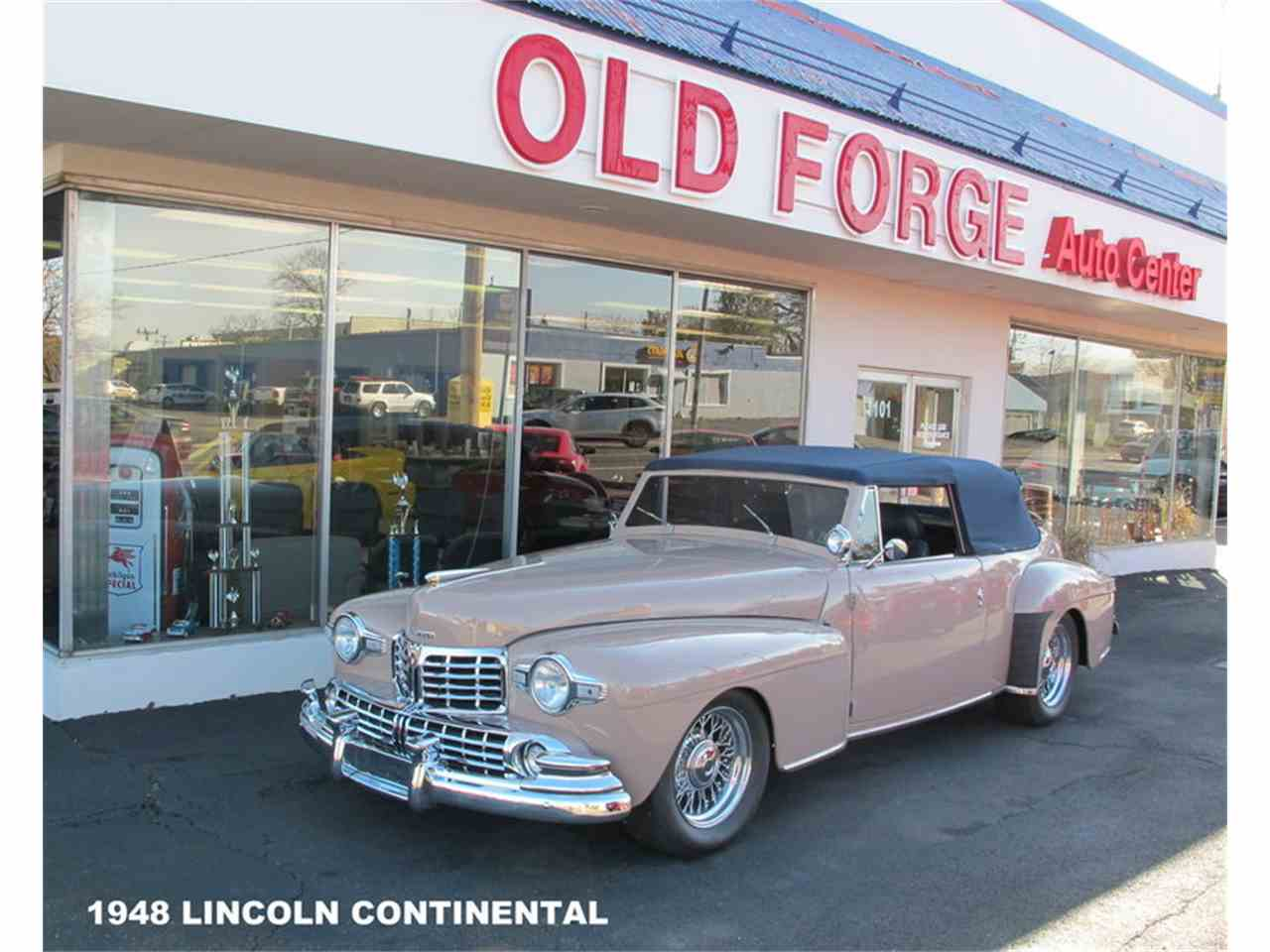 1948 Lincoln Continental for Sale - CC-1042354
