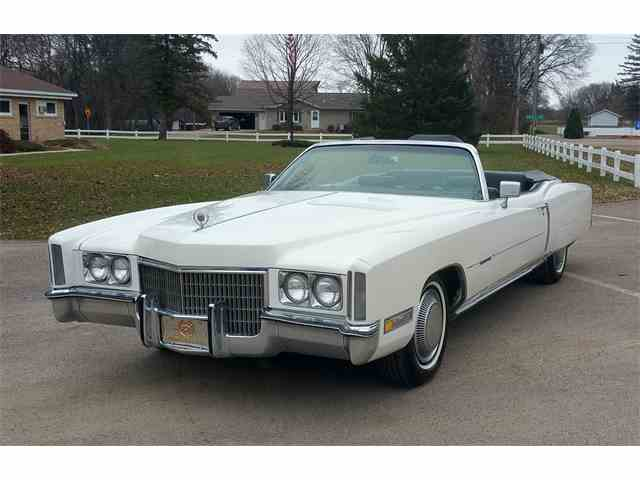 1971 Cadillac Eldorado | 1042365