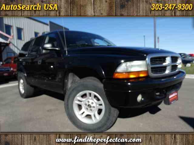2002 Dodge Durango | 1042371