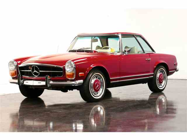 1970 Mercedes-Benz 280SL | 1042376