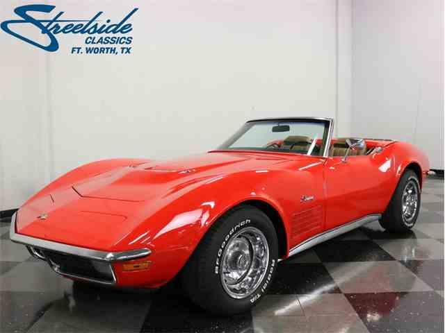 1971 Chevrolet Corvette | 1042382