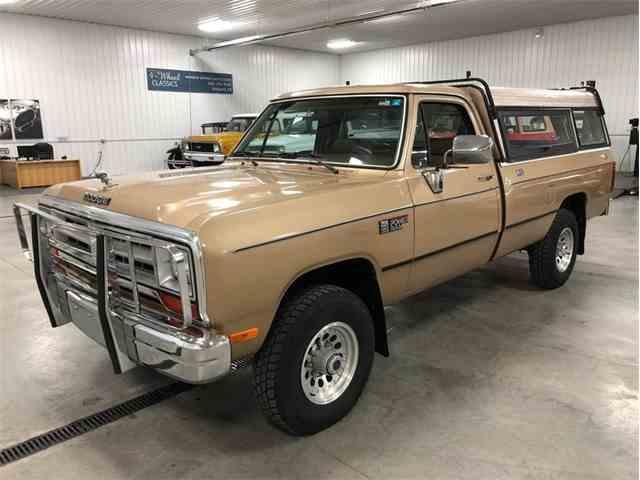 1990 Dodge Ram W250 | 1042387
