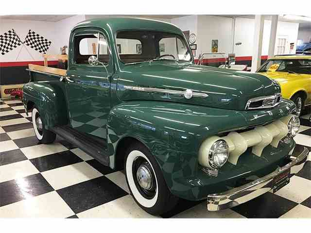 1952 Ford F100 | 1042390