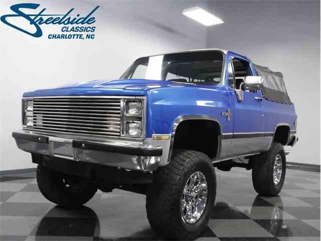 1984 Chevrolet Blazer K5 4X4 | 1042394