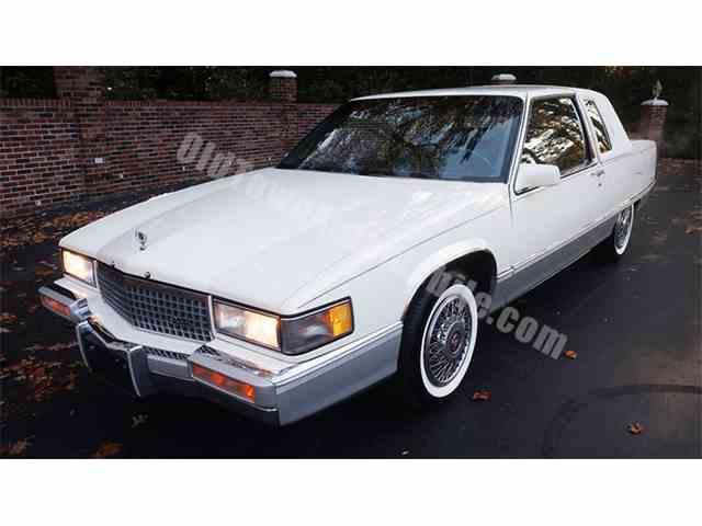 1989 Cadillac Fleetwood | 1042396