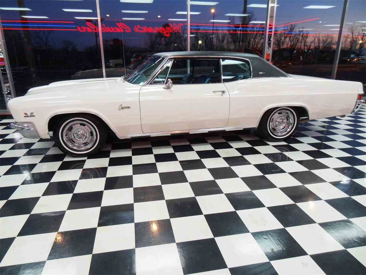 1966 chevrolet caprice for sale cc 1042410. Black Bedroom Furniture Sets. Home Design Ideas