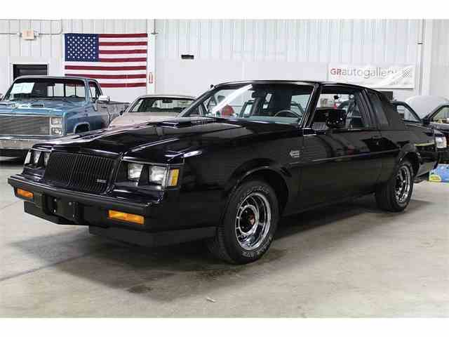 1987 Buick Grand National | 1042413