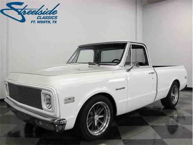 1972 Chevrolet C10 | 1042414