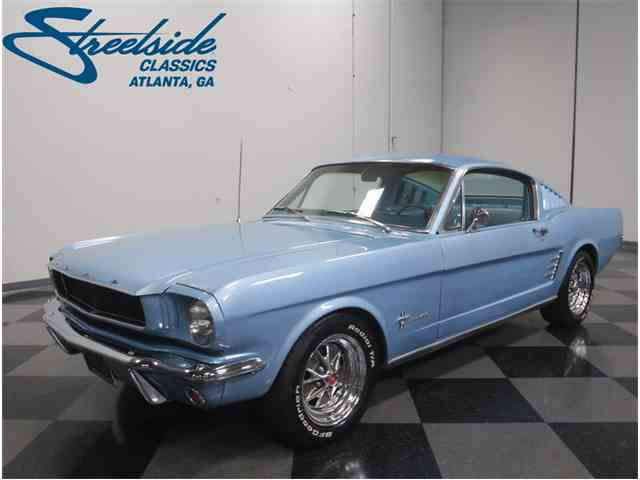 1966 Ford Mustang | 1042416