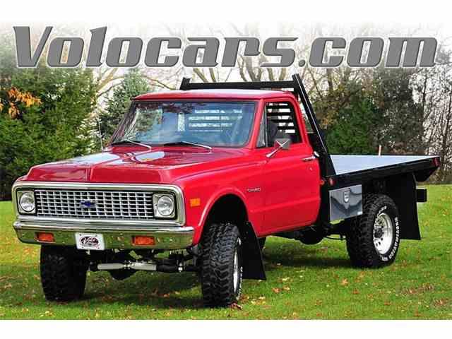 1972 Chevrolet C/K 20 | 1040245