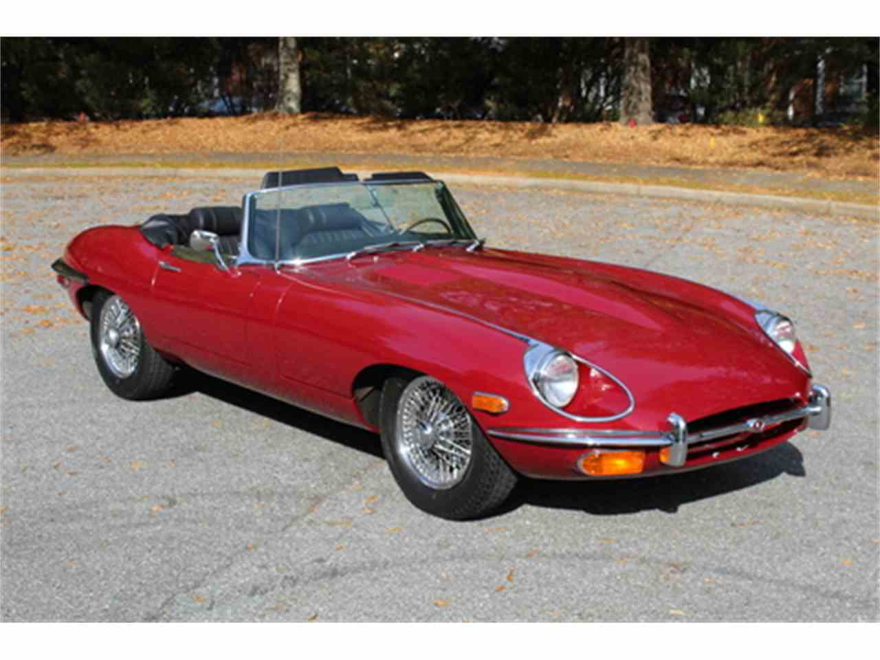 Large Picture of Classic '70 Jaguar XKE E-Type Series II - $64,950.00 - MCDG