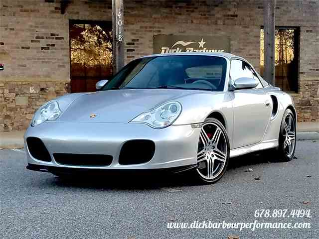 2004 Porsche 911 Carrera Turbo | 1042472