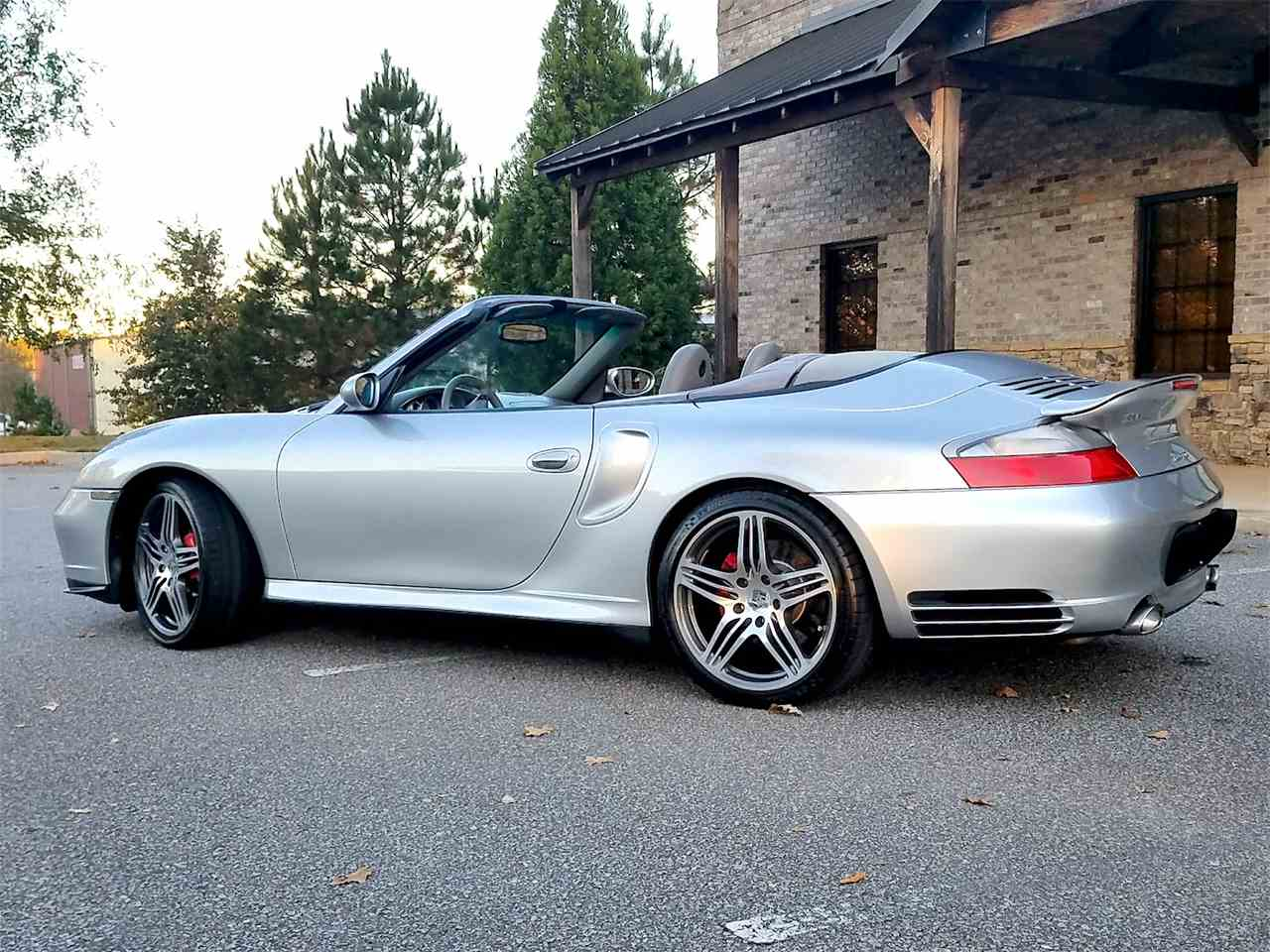 Large Picture of '04 911 Carrera Turbo - MCDK