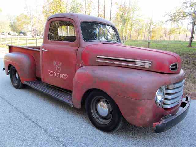 1950 Ford F1 | 1042473