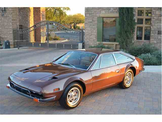 Picture of Classic 1971 Lamborghini Jarama 400 located in Chandler  ARIZONA - $174,995.00 - MCDU