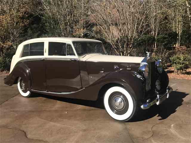 1948 Rolls-Royce Silver Wraith | 1042483