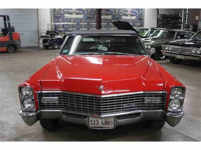 1967 Cadillac DeVille | 1042499