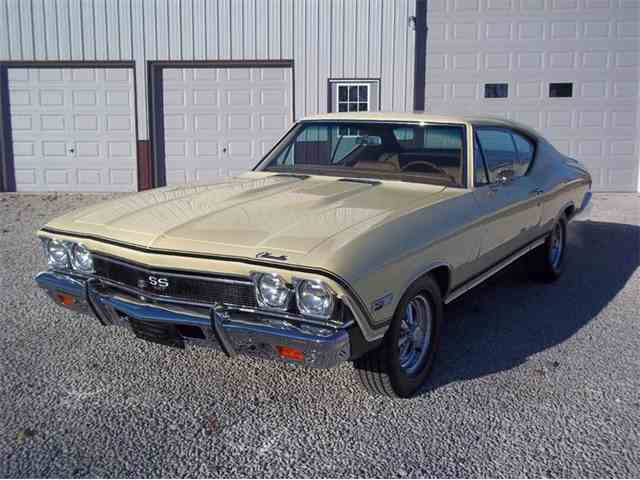 Picture of Classic '68 Chevrolet Chevelle SS Offered by Robins Truck Sales - MCED