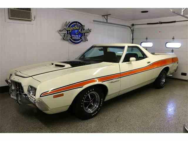 1972 Ford Ranchero | 1040251