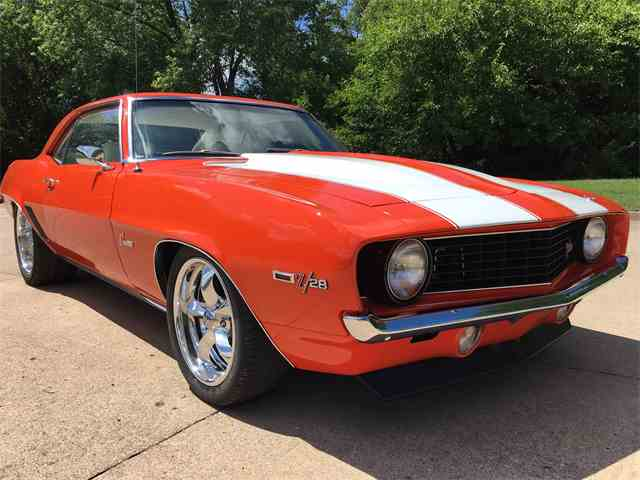 Picture of 1969 Camaro located in Jefferson City  MISSOURI - $54,900.00 - MCEQ