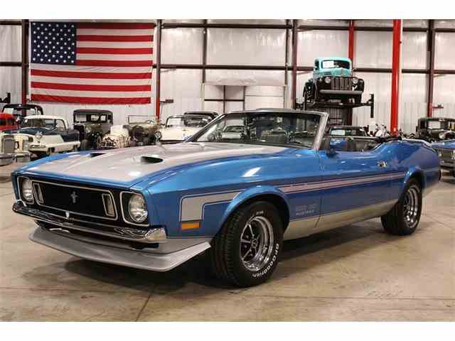 1973 Ford Mustang | 1042539