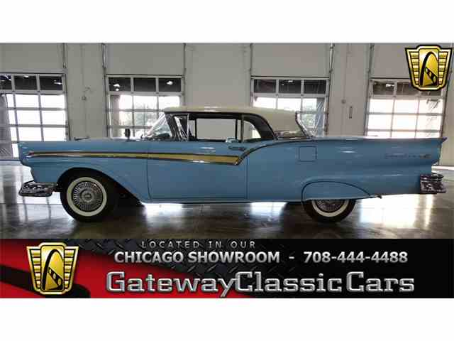 Picture of Classic 1957 Fairlane Offered by Gateway Classic Cars - Chicago - MCFS