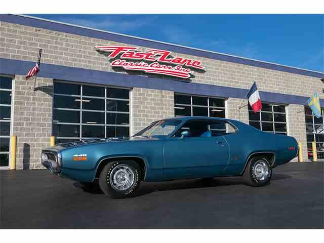1971 Plymouth GTX | 1042555