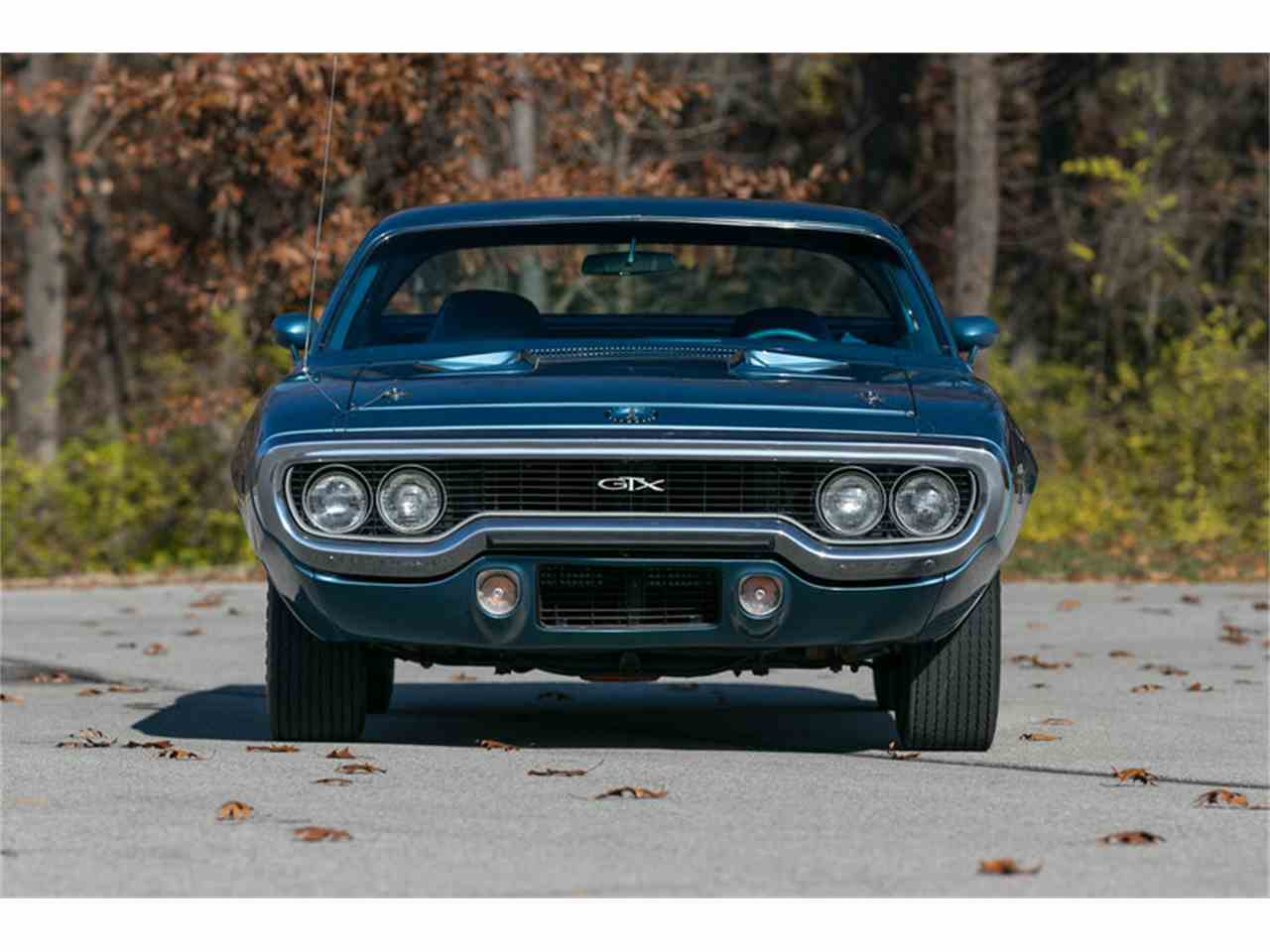 Large Picture of '71 GTX - MCFV