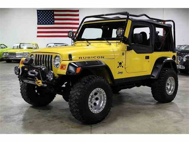 2004 Jeep Rubicon | 1042557