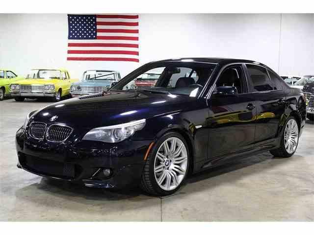 2008 BMW 5 Series | 1042560