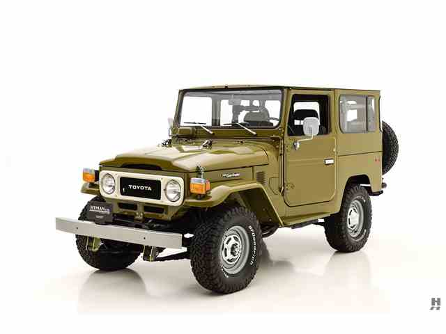 Picture of '79 Land Cruiser FJ - MCG1
