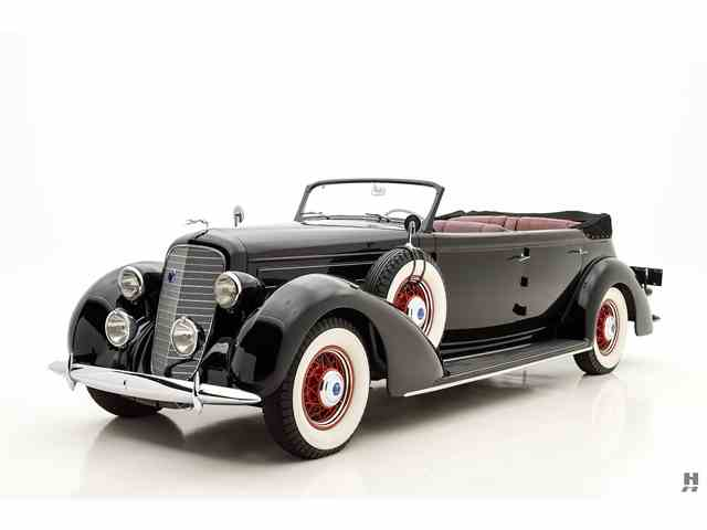 Picture of Classic '36 Lincoln Model K - MCG3