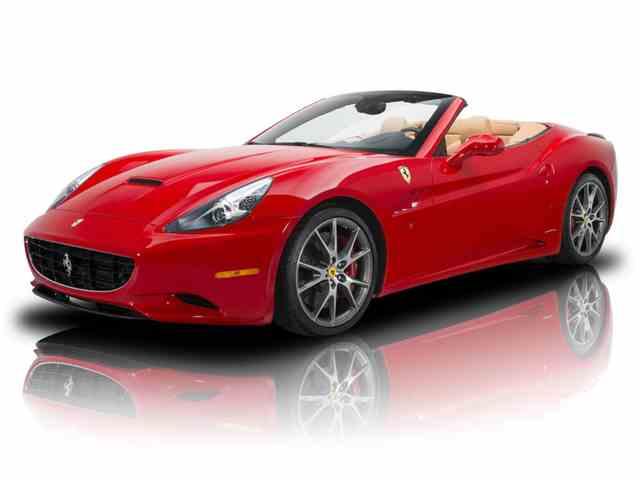 2010 Ferrari California | 1042568
