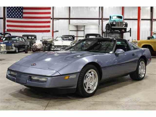 Picture of '90 Corvette - MCG9