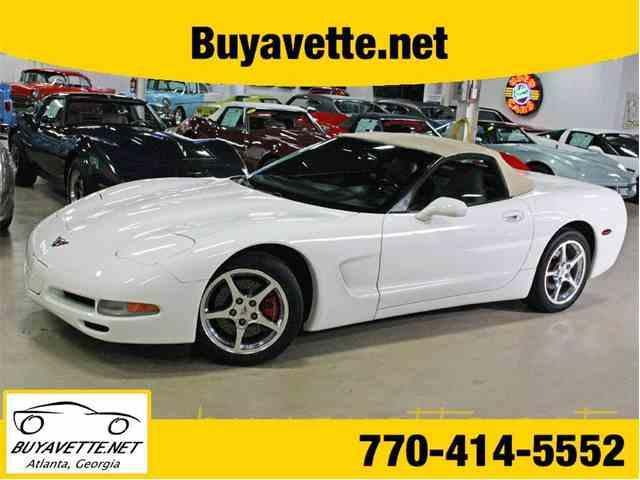 Picture of '01 Corvette - MCGH
