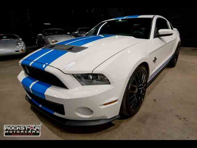 2012 Shelby GT500 | 1042584