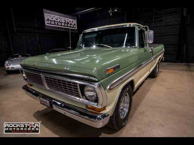 1970 Ford F100 | 1042586