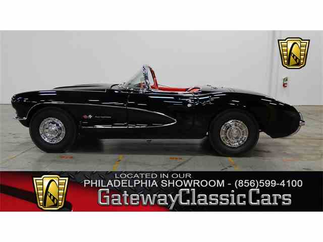 Picture of Classic 1957 Chevrolet Corvette - $139,000.00 Offered by Gateway Classic Cars - Philadelphia - MCGR
