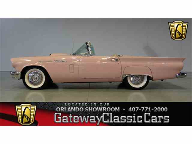 1957 Ford Thunderbird | 1042588