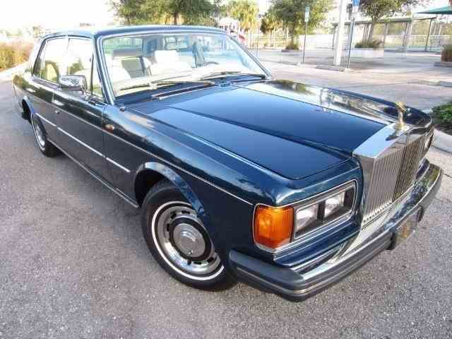 1984 Rolls-Royce Silver Shadow Sedan | 1042600
