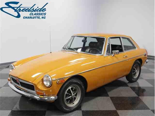 1974 MG MGB | 1042605