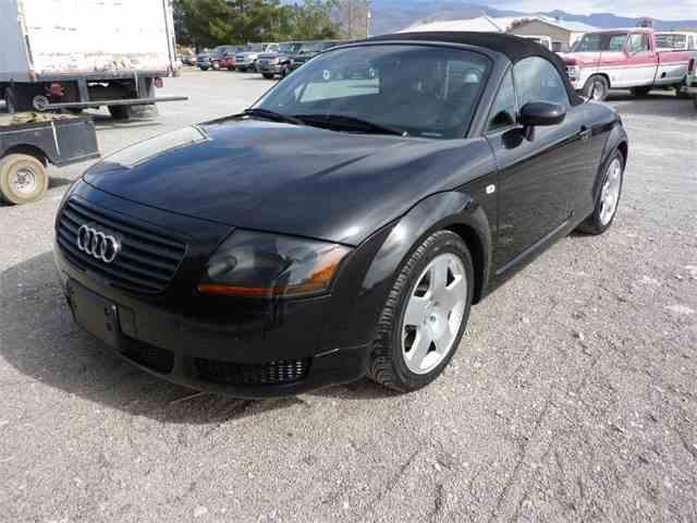 2001 Audi TT | 1042607