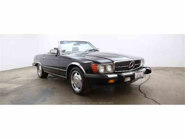 1984 Mercedes-Benz 380SL | 1042614